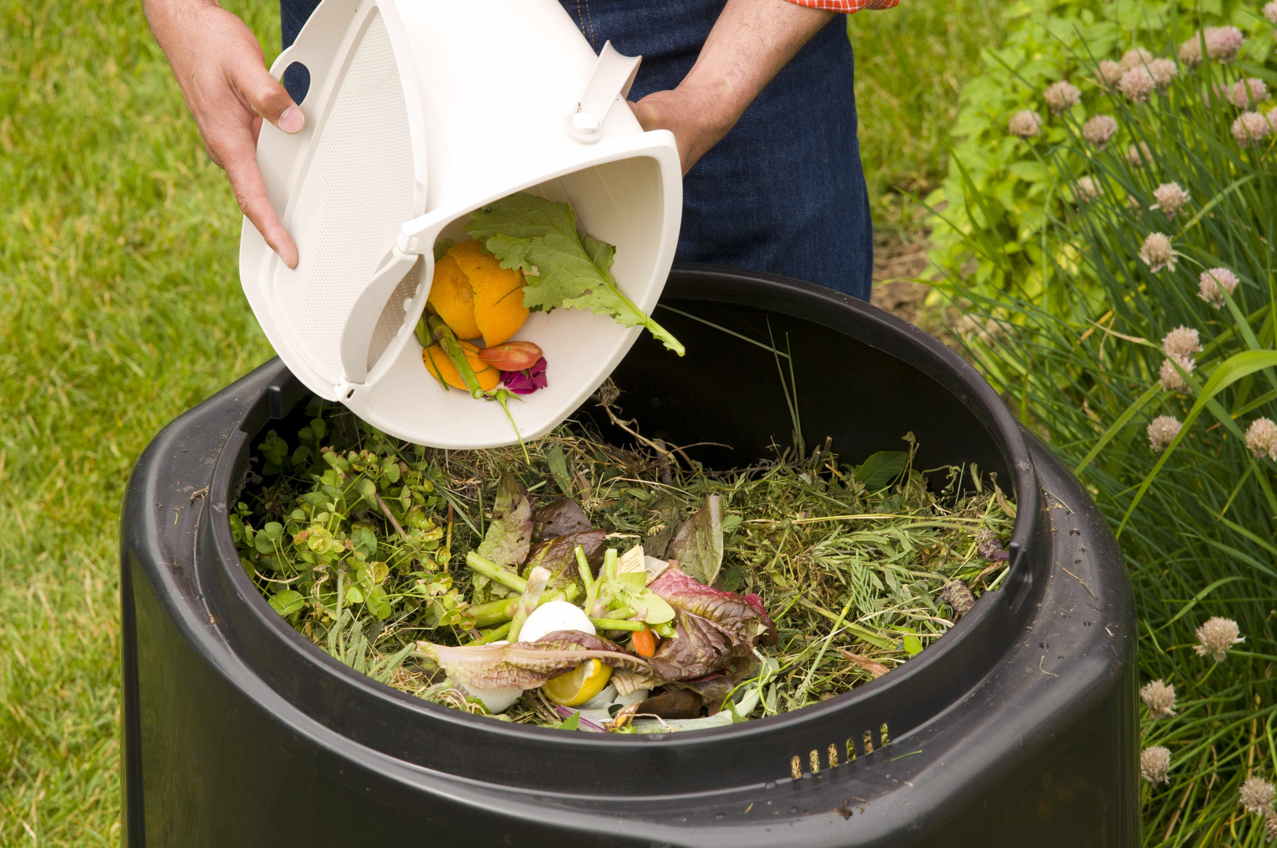 Preparing Compost for Kitchen Garden at Home: Beginners Guide
