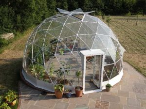 DIY Greenhouse | Arid Agriculture